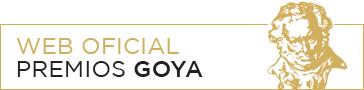 Web oficial Premios Goya